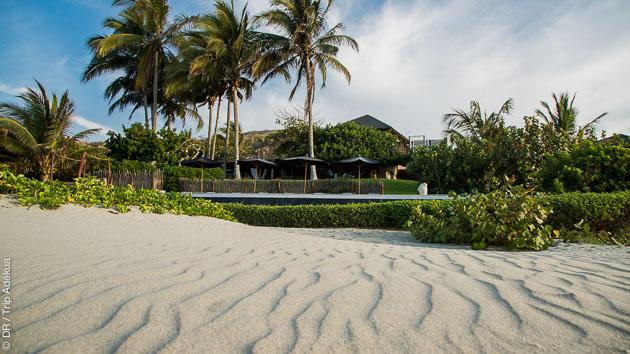 Kitesurf trip au Pérou, avec un hôtel de luxe et plage de rêve