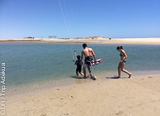 Jours 2 à 4 : kite et buggy - voyages adékua