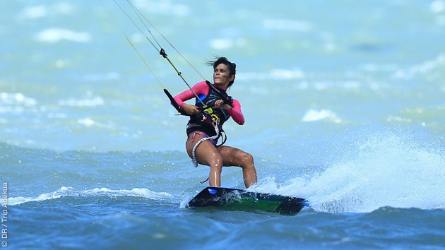 Farniente ou downwind, vous composez votre séjour kite au Brésil sur mesure, pour vous et vos enfants