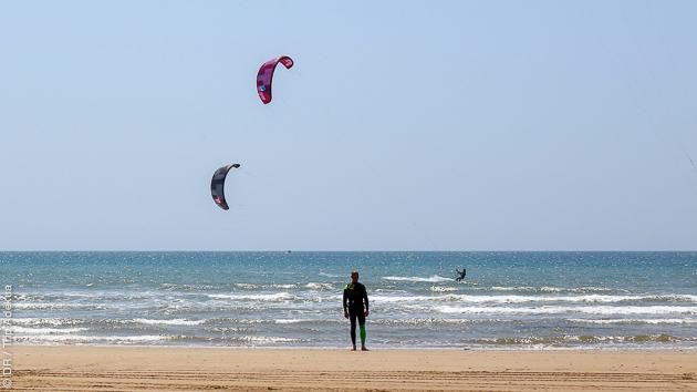 Votre séjour détente et kitesurf à Essaouira au Maroc