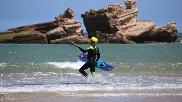 Progresser sur les meilleurs spots de kitesurf d'Essaouira