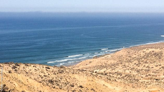 Naviguez sur les meilleurs spots de kitesurf d'Essaouira au Maroc