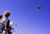 Kite en famille sur les spots sécurisés de Soma Bay/ Safaga - voyages adékua