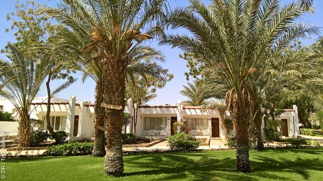 Hébergement dans un hôtel 4 étoiles à Safaga pour ce s vacances kitesurf