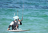 Les spots de kite à Hyères - voyages adékua