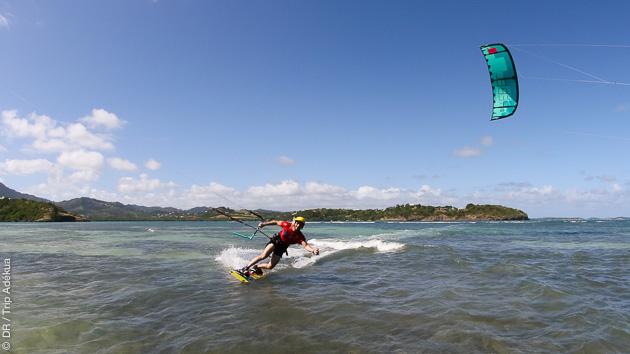 Des sessions de kitesurf inoubliables en Martinique