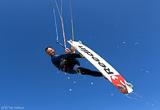 Le spot de kitesurf de la Pointe Faula - voyages adékua