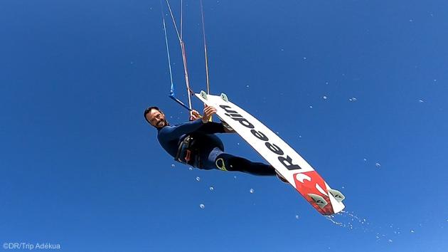 Kitesurf, kitefoil ou wingfoil, à vous de jouer pendant votre séjour en Martinique