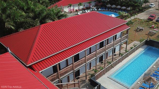Piscine et confort pour votre résidence en Martinique