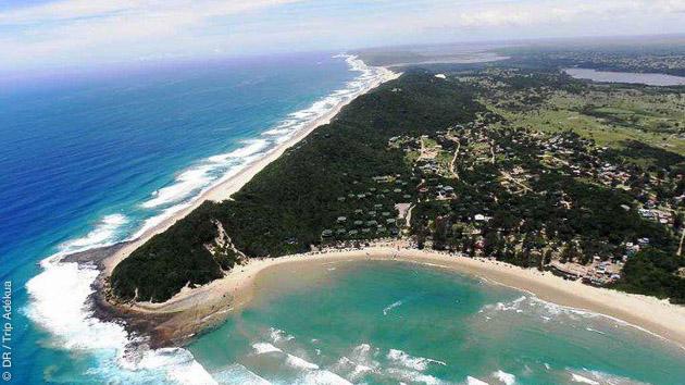 Ponta do Ouro au Mozambique vous accueille pour ce séjour kitesurf avec guide