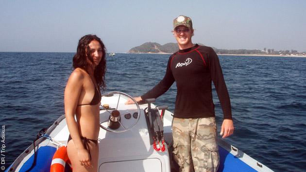 Kitesurf sur la lagune de Ponta do Oura, sur les vagues des récifs ou en downwind, vous choisissez votre formule !