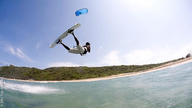 vacances kite à l'étranger