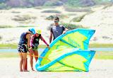 Votre stage de kitesurf de 10 heures de cours à Lagoinha - voyages adékua