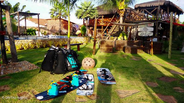 votre super logement kite au Brésil à Lagoina
