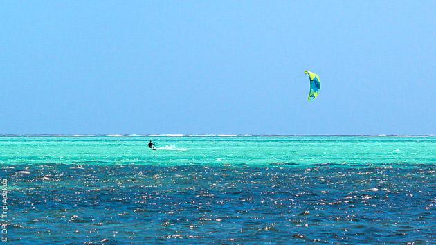 Séjour kitesurf en duo en Nouvelle Calédonie