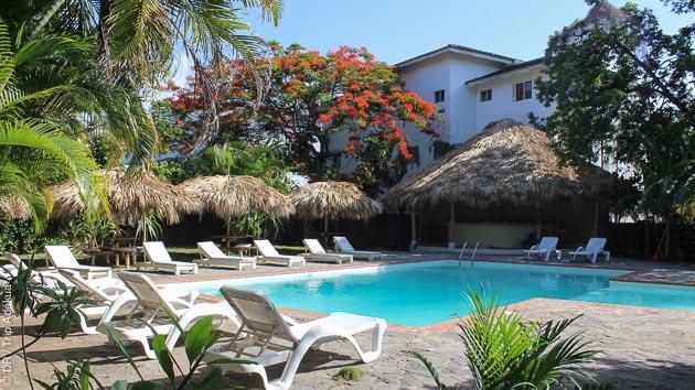 hotel idéal pour profiter de votre stage de kite à Las Terrenas