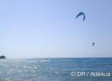 Votre stage de kite à Rhodes - voyages adékua