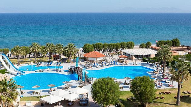 Profitez d'un séjour kitesurf tout inclus à Rhodes en Grèce