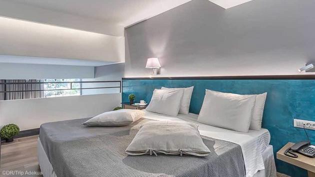 Tout le confort de votre hôtel 4 étoiles pour profiter de votre séjour à Rhodes