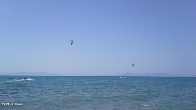 Votre séjour ktiesurf tout inclus sur l'île de Rhodes