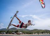 Mini - Kite trip : jours 2 et 3 à Buenhombre et Paradise Island - voyages adékua