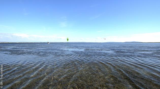 naviguez en kite sur les meilleurs spots autour de Sète
