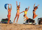 Le kite au Brésil, sur l'un des meilleurs spots brésiliens encore peu connus - voyages adékua