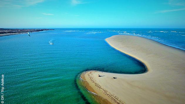 Un choix de destination kitesurf au brésil : pontal de maceio, Jericoacoara, Tibau do Sul, Lagoinha...
