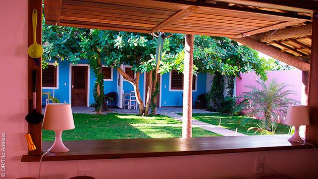 Votre villa de haut standing pour un séjour kitesurf au Brésil