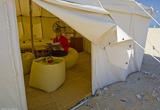 Optez pour une tente double ou un chalet en Egypte - voyages adékua