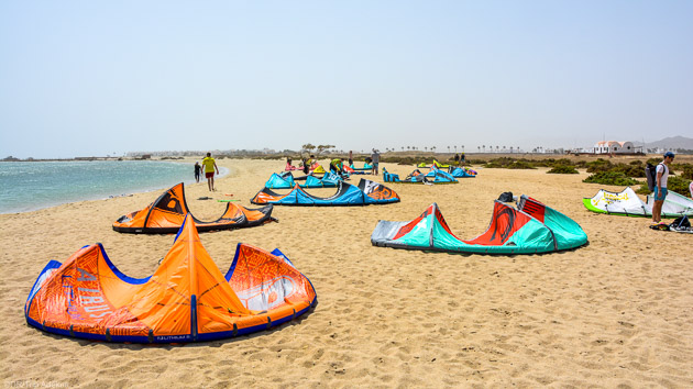 Votre spot de kitesurf de Wadi Lahami pour 7 jours inoubliables en Egypte