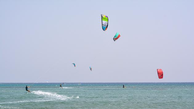 Votre sjéour kitesurf pour progresser sur le spot de Wadi Lahami