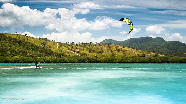 super spot et voyage kitesurf à Cabarete