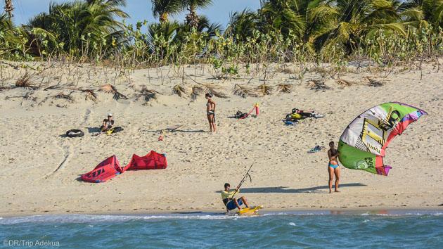 Progressez en kitesurf sur les meilleurs spots de kite du Nordeste du Brésil