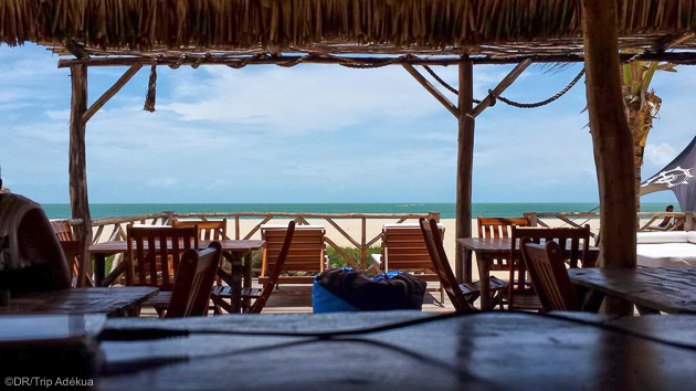 Votre pousada tout confort près des spots de kite de Barra Grande