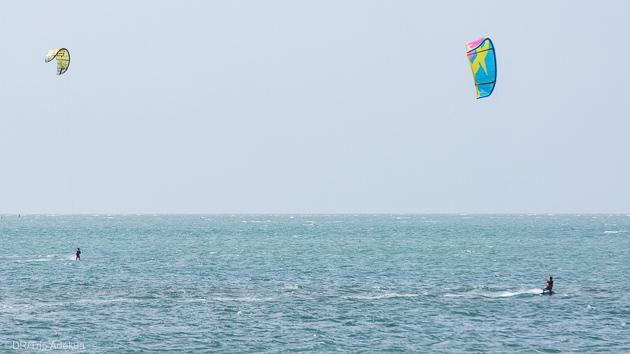 Des sessions de kite inoubliables à Barra Grande au Brésil