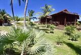 Votre hôtel à Atins, au cœur d'un grand jardin tropical - voyages adékua