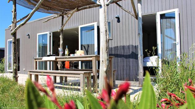 Votre bungalow tout confort pour un séjour kitesurf de rêve à Beauduc