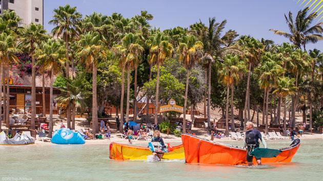 Progressez en kitesurf pendant votre séjour à Fuerteventura aux Canaries