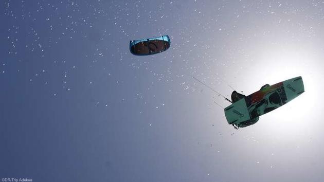 Un séjour kite unique avec hébergement 4 étoiles sur le spot de Sotavento