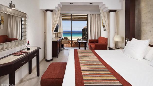 Hôtel 4 étoiles et sessions kite de rêve à Sotavento aux Canaries