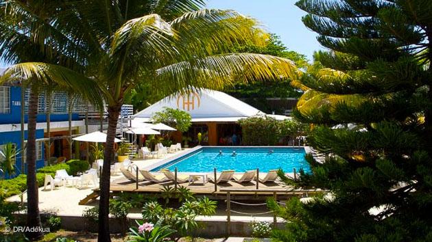votre hôtel à l'île Maurice tout confort près des spots de surf et de kite