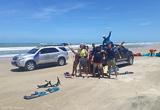 Du kite dans un cadre de rêve à Guajiru - voyages adékua