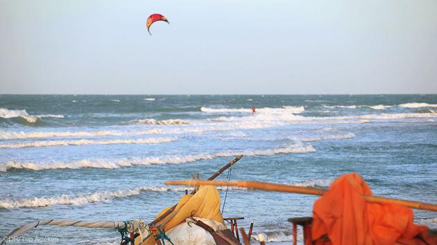 Progressez en kitesurf sur les meilleurs spots de Guajiru au Brésil