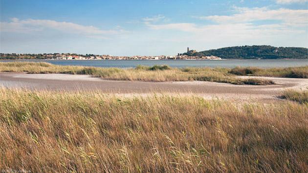Découvrez la ville de Gruissan et l'Aude pendant votre séjour kite