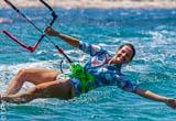 Stage de kitesurf intensif ou location de matériel en Grèce - voyages adékua