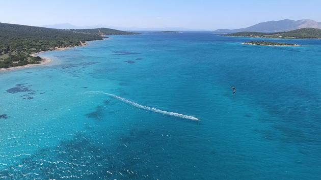 Un spot de rêve pour débuter et progresser en kitesurf
