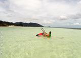 Votre stage de kite découverte sur le spot de Baan tai - voyages adékua
