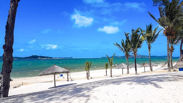 Votre hôtel de charme sur votre spot de kite au Mozambique