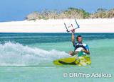 Vos excursions kite et votre coaching à Union Bay et Seco Island - voyages adékua
